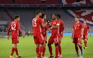 Бавария во второй раз обыграла Лацио