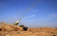 База США в Сирии обстреляна ракетами