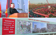 Северная Корея начинает «большое строительство»