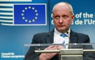 Посол ЕС в Украине привился AstraZeneca