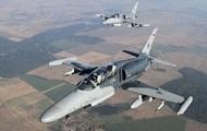 Самолет ВВС Чехии «потерял» крышку кабины во время учений