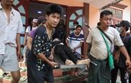 Разгон протестов в Мьянме: 114 погибших за день