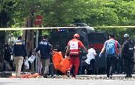 В католический церкви в Индонезии произошел теракт