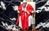 Папа Римский заявил, что COVID использует дьявол