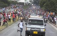 В Танзании на прощании с президентом погибли не менее 45 человек