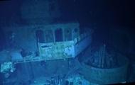 Появилось видео самого глубоко затонувшего корабля