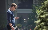 Хакери злили номер телефону Цукерберга
