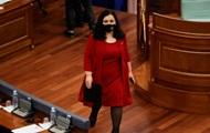 В Косово избрали президента с третьей попытки