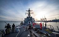 США направили в Черное море два эсминца