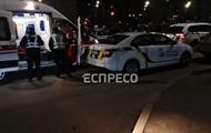 В Киеве произошла стрельба, есть двое раненых