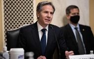 Reuters назвал цель визита Блинкена в Брюссель