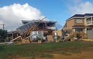 На Австралию обрушился тропический циклон