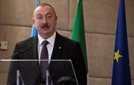 Алиев показал обломки найденных в Карабахе российских Искандеров