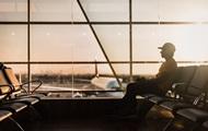 В украинских аэропортах снизился пассажиропоток