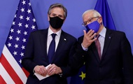 Блинкен и Боррель провели переговоры по Украине