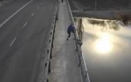 У Вінниці п'яний намагався на спір стрибнути з моста
