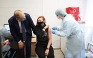 В Україні стартувала COVID-вакцинація спортсменів