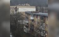 На західній Україні йдуть хуртовини та снігопади