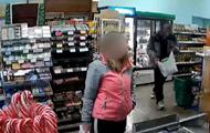 В Полтаве обокрали магазин и угнали авто