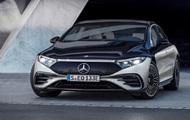 Mercedes представив флагманський електромобіль
