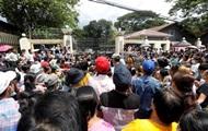 У М'янмі масова амністія в'язнів на честь Нового року