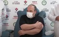 Турецький міністр став учасником випробувань вітчизняної COVID-вакцини