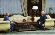 Слуга народа  встретился с Лукашенко в Минске