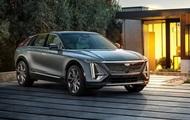 Cadillac представив серійний електрокросовер
