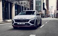 Hyundai представила споряджений кросовер
