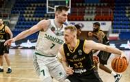 Суперлига: Киев-Баскет проиграл Запорожью, Прометей разгромил Будивельник