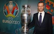 УЕФА расширил заявки сборных на Евро-2020 до 26 человек