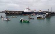 Британія відправляє кораблі в Ла-Манш через спір про вилов риби