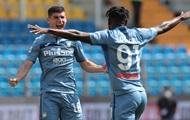 Малиновский отличился голом в матче против Пармы
