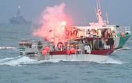 Рибальська війна. Конфлікт Британії та Франції