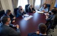 На Банковой прошла встреча с операторами топливного рынка