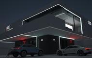Audi обладнає пункти зарядки електромобілів лаунж-хабами