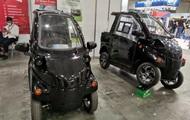 В Україні представили дві моделі електромобілів