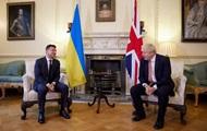 Джонсон и Зеленский поговорили перед саммитом НАТО