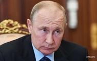 Путін стверджує, що Україна  підтягує  техніку на Донбас