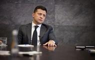 Зеленський вважає неминучою зустріч з Путіним