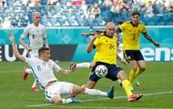 Швеция - Словакия 1:0 Видео гола и обзор матча Евро-2020