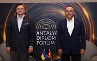 Україна готує зону вільної торгівлі з Туреччиною