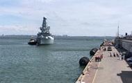 Київ відреагував на інцидент з кораблем біля Криму