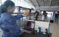 Україна заборонила громадянам чотирьох країн в'їзд без ПЛР-тесту