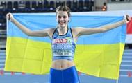 Магучих з рекордом виграла чемпіонат Європи U-23