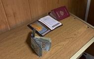 Гражданин РФ за пропуск в Украину предложил $1500