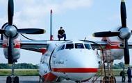 Украинские Ан-32П гасят пожары в Турции: видео
