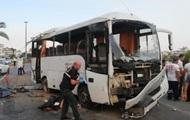 В Турции разбился автобус с российскими туристами