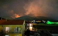 В Хорватии продолжаются лесные пожары