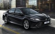 Для Рады закупили 21 Toyota Camry на 18 миллионов гривен